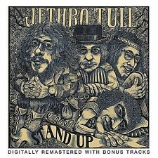 JETHRO TULL STAND UP 4 Extra Tracks REMASTERED CD NEW