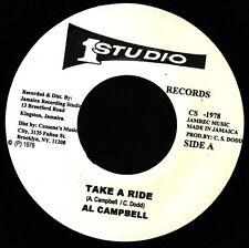 """AL CAMPBELL - TAKE A RIDE (STUDIO 1) """"TRUTH & RIGHTS"""" 1968"""