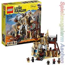 El Llanero Solitario Lego 79110 Peligro En La Mina De Plata