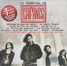 CD - Lo Esencial De Caifanes NEW 3 CD's & 1 DVD 3 Horas Musical FAST SHIPPING !