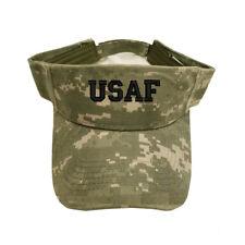 DIGITAL SUN VISOR ***COLLEGE USAF*** U.S. AIR FORCE USAF TEXT