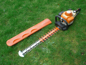 Stihl HS82 RC T New Shape Double Sided Hedge Cutter Trimmer Swivel Handle hs81 R