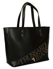 Bolsa bolso mano y hombro mujer TRUSSARDI JEANS articulo 75B00892 SHOPPER E/W LG