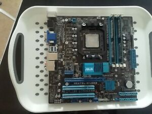 AMD FX 8320 CPU with Motherboard + RAM bundle