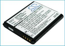 3.7V battery for BlackBerry BAT-34413-003, ACC-39508-301, ACC-39508-201 Li-ion