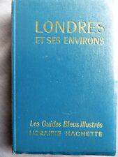 Londres : Guide bleu Hachette, 1968