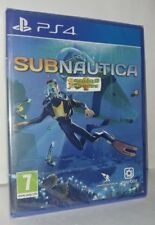 Subnautica Playstation 4 PS4 NEW SEALED Free UK p&p UK Seller