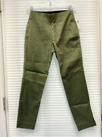 Old Navy Womens High-Waisted Twill Super Skinny Ankle Pants Size petite 0