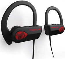 TREBLAB XR500 Bluetooth Headphones, Best Wireless Earbuds For Sports, Running Or