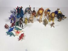 Lion King Disney Toys Dinosaurs Lot Of R1