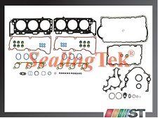 Fit 2001-03 Ford 4.0L V6 SOHC VIN E K Engine Full Gasket Set w/ oil pan gaskets