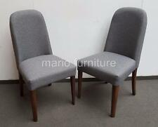 Next Como Upholstered Dining Chair SET OF 2 Brand New in Box