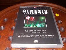 Genesis - Inside Genesis: the Gabriel Years 1970 - 1975   Dvd ..... Nuovo