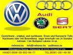 Autoersatzteile VW Audi Seat Skoda