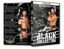 Tyler Black Collection DVD Set, WWE Wrestling ROH Seth Rollins The Shield IWA