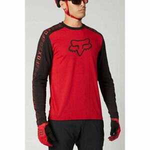 Fox Racing MENS RANGER DRIRELEASE® LONG SLEEVE JERSEY MTB Mountain Bike Bicycle