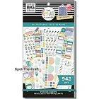 Happy Planner Stickers Book All The Plans 942