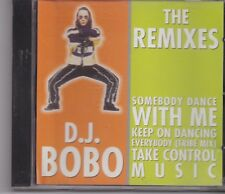 DJ Bobo-The Remixes cd album