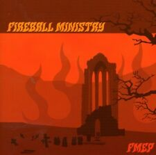 Fireball Ministry - Fmep [New CD] Extended Play