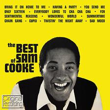 Sam Cooke - The Best Of Sam Cooke CD