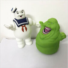 Ghostbusters Marshmallow Man Slimer Green Ghost Action Figure Toys Gift Dolls Us