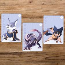 Monster Hunter Rise Amiibo Karten | NFC Amiibo | Magnamalo Palamute Palico