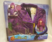 Disney Descendants 2 Dress Up Set - Mal.   So CUTE it's just EVIL❣
