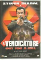 IL VENDICATORE Out for a kill con Steven Segal DVD