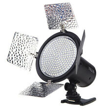 YONGNUO YN216 3200K-5500K LED Video Light Camera Shoot with 4 Color Plates L3