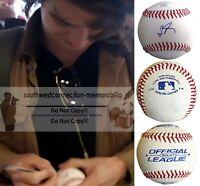 Joe Keery of Netflix Stranger Things Signed Baseball Proof Photo Autograph COA