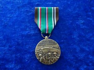 (A19-065) US Orden WWII European African Middle Eastern Medal