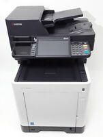 Kyocera ECOSYS M6535cidn Farb Laser Multifunktions Kopierer Drucker Scanner Fax