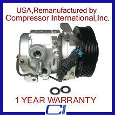 2012-2013 Freightliner 108SD,2012-2015 Western Star 4700 Reman A/C Compressor