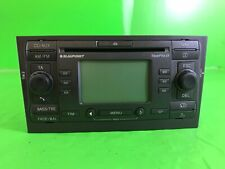 FORD MONDEO MK3 FOCUS MK2 RADIO SAT NAV CD PLAYER WITH CODE 2000-2007