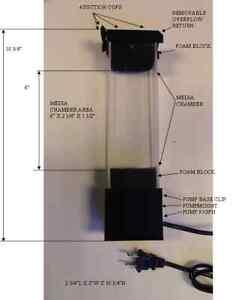 Media Reactor Mini (In Sump or In Tank)