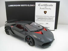 Lamborghini Sesto Elemento  in Carbon  AUTOart  1:18  OVP  NEU