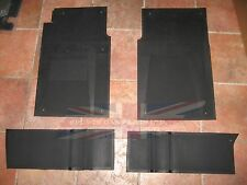 New Set of Amco Style Rubber Floor Mats MG Midget Austin Healey Sprite Bugeye