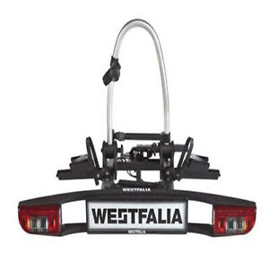 Westfalia BC60 Towbar Mounted 2 / Two Bike Cycle Carrier