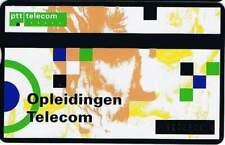 Telefoonkaart / Phonecard Nederland RCZ767 ongebruikt - Opleidingen Telecom