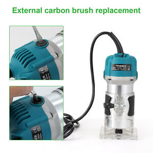 Electric Hand Trimmer Palm Router Laminate Wood Woodworking Laminator 220V 800W