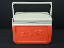 Vintage Bubblicious Bubble Gum Pink Coleman Cooler Model #5205 Promotional Item