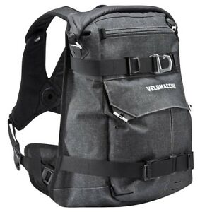 Velomacchi Speedway Roll-Top 40L Motorcycle Backpack