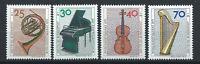 Allemagne - RFA N°631/34** (MNH) 1973 - Instruments de musique