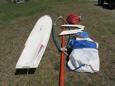 Windglider Sailboard Surfboard 1982 Olympic Model