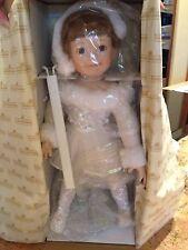 My Little Ballerina, Ashton-Drake Porcelain Ballerina Doll 1994