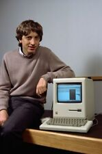 BILL GATES MICROSOFT POSTER VINTAGE RETRO SILICON VALLEY  24 inch by 36 inch  A