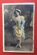 CPA. Artiste GREGOIRE. Sazerac. 1906.
