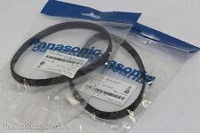 2 x Panasonic AMC28SXD000P Genuine Hoover Vacuum Belt MC-UG342WP47, MC-UG344KP47