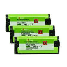 3 850mAh Corldless Phone Rechargeable Battery For Panasonic TYPE 31 HHR-P105