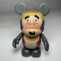 "Disney Vinylmation Park Series #3 Big Al Country Bear Jamboree 3"" Figure VGC"